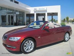 Coupe Series 2011 bmw 328i convertible : 2011 BMW 3 Series 328i Convertible in Vermillion Red Metallic ...