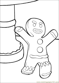 Small Picture Shrek 3 35 Coloring Page Free Shrek the Third Coloring Pages