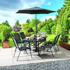montagu 8 piece garden dining set