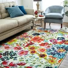 area rugs home prismatic fl blossoms rug x mohawk 5x8 furniture direct reviews