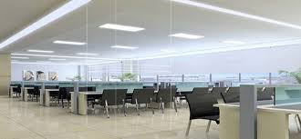 lighting in an office. A Team From The Lighting Research Center (LRC) At Rensselaer Polytechnic Institute In New York Has Published Peer-reviewed Study That Suggests An Office F