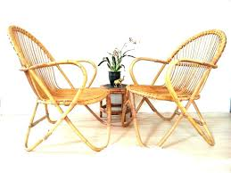 mid century wicker chair bamboo chairs pair style vintage mid century rattan wicker chair dining medium size mid century modern wicker chair