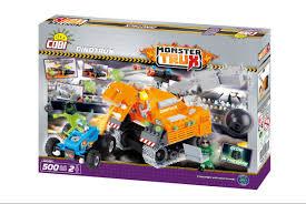 <b>Конструктор COBI Dino</b> Trux 46125 | Магазин boy-toys.ru