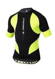Etxeondo Size Chart Etxeondo Trier Tx Short Sleeve Cycling Jersey In Black