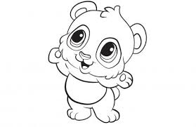 Small Picture Baby Panda Coloring Pages To Print Coloring Coloring Pages