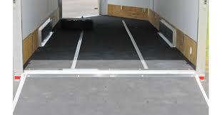 nudo flooring l track tie down system spare tire white vinyl walls
