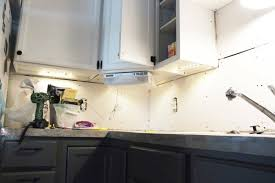 under cabinet lighting without wiring. Amazing Under Cabinet Lighting Without Wiring Three LEDs The Corner