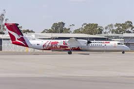 Dash 8 300 Seating Chart Qantaslink Fleet Bombardier Dash 8 200 300 Q400 Details