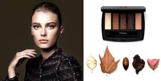 chanel les automnales makeup collection for autumn 2016 promo and palette
