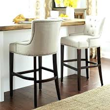 kitchen counter stools with backs best ideas on bar height full size
