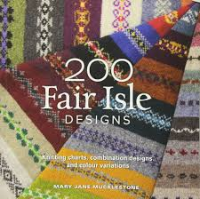 Fair Isle Knitting Charts 200 Fair Isle Designs Knitting Charts Combination Designs