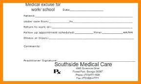 Fake Miscarriage Doctors Note Template Printable Fake Doctors Note For Work Template Fake