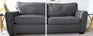 sit better with replacement foam sofa cushions