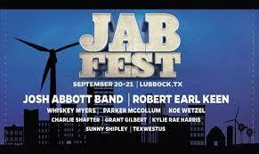 Jab Fest At Lonestar Amphitheatre On 20 Sep 2019 Ticket