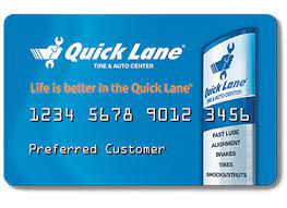 The ford service credit card is there to make ford servicing more affordable, to give you more financial flexibility, and to provide extra benefits that you would not get at a standard servicer. Quicklane Credit Sanderson Ford Glendale Az