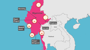 Best Time To Visit Myanmar Burma Weather By Month Climate