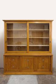 german huge storage cabinet with sliding doors 1910s