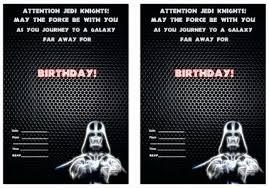 star wars birthday invite template 9 fresh star wars birthday invites daphnemaia com daphnemaia com