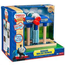 thomas friends soder wash down