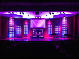 Interior Cool Church Stage Design Cakegirlkc Com The Way To Make Small  Delightful Set Music Concert Youth Amplified