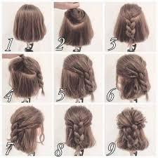 Прически с гульками, пучками и косами для длинных волос также выглядят очень элегантно. Pricheski Na Vypusknoj 2021 Poshagovye Foto Na Lyubuyu Dlinnu Volos