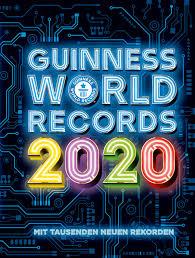 Deutschsprachige Charts Guinness World Records 2020 Deutschsprachige Ausgabe