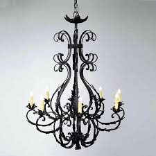 surprising wrought iron chandeliers and other lighting options and image inspirations literarywondrous wrought iron lighting