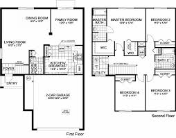 One Story Home PlansSingle Family House Plans 1 Floor Home Pla Single Family House Plans