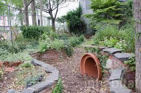 backyard gardens. Backyard Garden Path « Inhabitat \u2013 Green Design, Innovation, Architecture, Building Gardens K