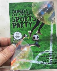 Soccer Party Invitations Bubble Soccer Party Invitations Bubble Soccer Party Invitations You