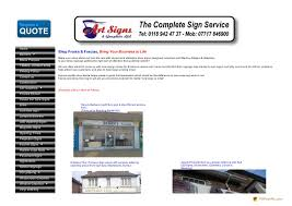 Car For Sale Sign Examples Shop Front Signs In Reading Berkshire By Matthew Feast Issuu