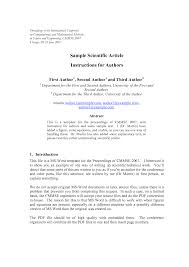 Cover Letter To Journal Editor Cover Letter For Scientific Journal Under Fontanacountryinn Com