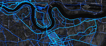 maps mania where the world runs Map A Running Route On Google Maps strava has also created a handy heat map of the most popular running routes of its users in new york joggers love to run in central park and along the map running route on google maps