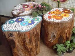 diy garden mosaics projects 1
