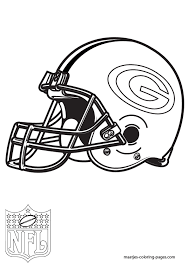 Green Bay Packers Coloring Pages 25952 Bestofcoloring Com
