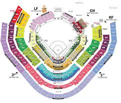 Secc Seating Chart Atlanta Braves Seating Chart With Seat Views Tickpick