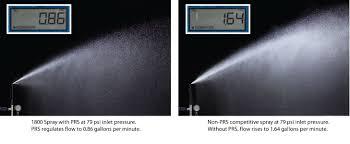 Rain Bird Spray Nozzle Flow Chart Rain Bird 1800 Prs Series Spray Heads