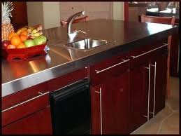diy metal countertops quick custom metals counter tops for stainless steel design architecture stainless steel diy