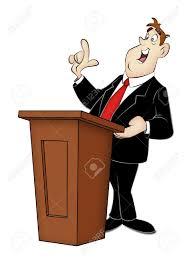 Bildresultat för tecknade bilder hålla tal