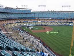 Dodger Stadium Left Field Pavilion 309 Seat Views Seatgeek