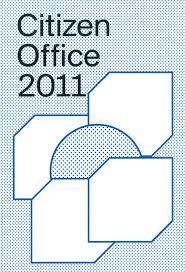 vitra citizen office. book cover: vitra citizen office 2011