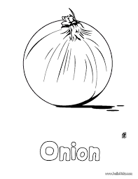 Small Picture Onion coloring pages Hellokidscom