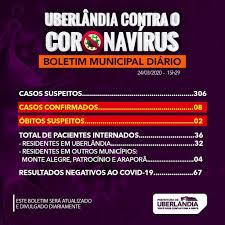 Prefeitura de Uberlândia confirma 8º caso de coronavírus na cidade |  Triângulo Mineiro