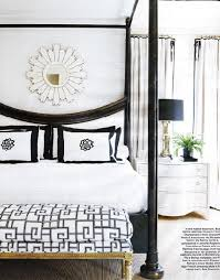Gold Black And White Bedroom Ideas 2