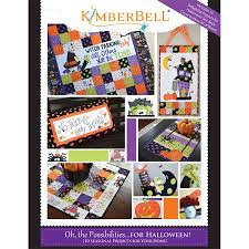 Kimberbell Designs Oh The Possibilities For Halloween Kimberbell Designs
