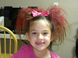 Crazy Hair Day Ideas For Sophie Hairstyles 46165