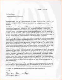 Grad School Letters Of Recommendation Free Cover Letter
