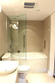 tub with glass doors bathtub door for bathroom folding shower transitional custom bi frameless sliding oil