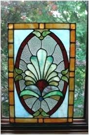 stained glass window designs flowers vintage windows antique for church ideas on of post