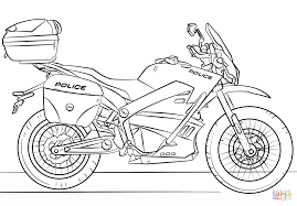 Harley davidson motorcycle drawing at getdrawings free for indian coloring books 1186x824 police motorcycle coloring